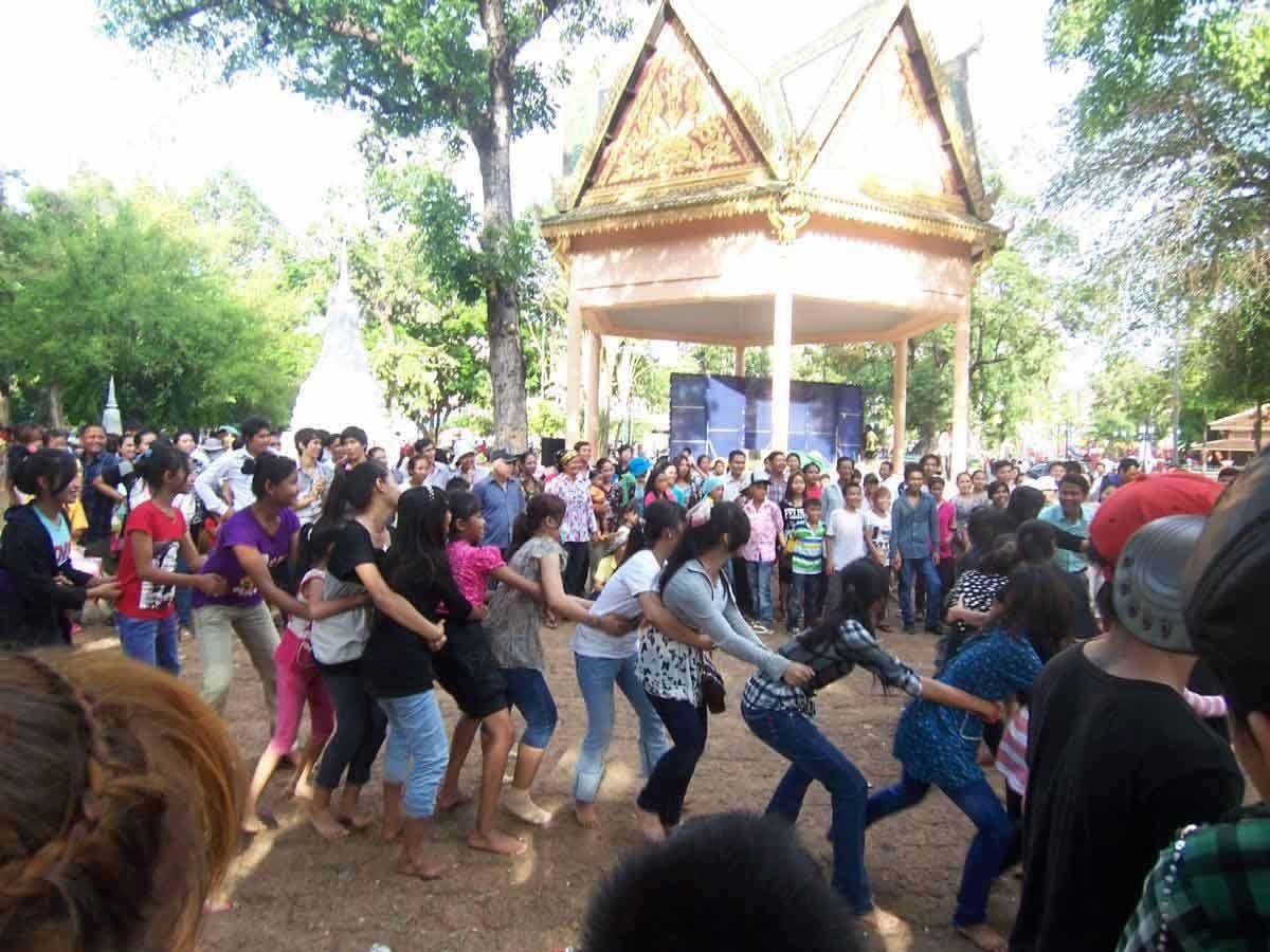 Khmer New Year (Jol Chnam Khmer)