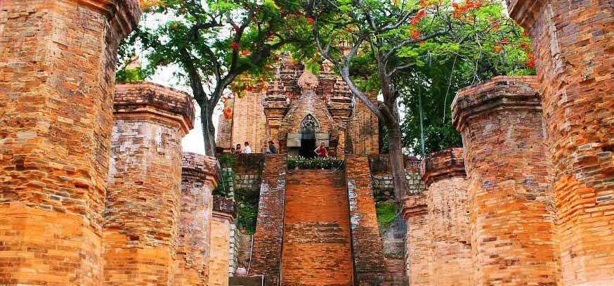 A Glimpse into the lost kingdom of Champa: Po Nagar / Cham Temples of Nha Trang, Vietnam